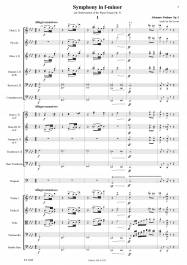 Symphony in f-minor (an Orchestration of the Piano Sonata Op. 5)